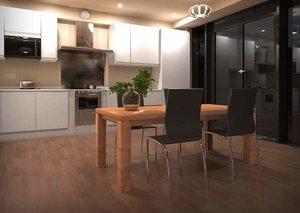 penthouse apartment model