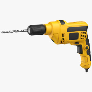 3D electric drill generic