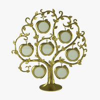 Picture frame Apple tree