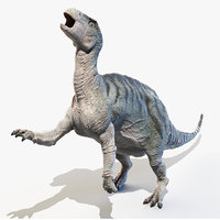 Iguanodon Animated