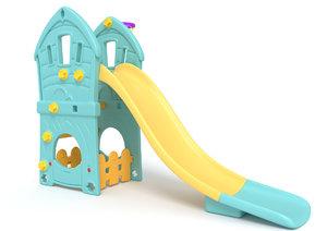 childrens castle slide model
