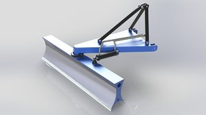 dozer tractor greyder model