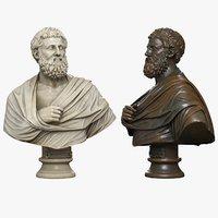 Sophokles Bust