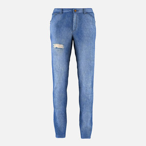 men s jeans 3D model