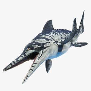ichthyosaur 3D model