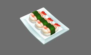 seafood model
