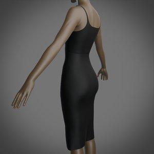 female 3D