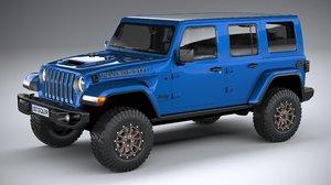 jeep wrangler rubicon 3D