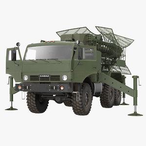 kasta 2e2 antenna truck model