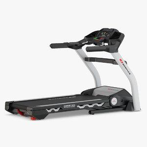 bowflex treadmill 3D model