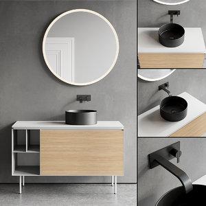 vanity lama unit designers 3D model
