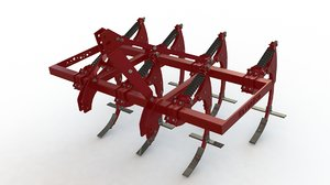 3D agricultural tool