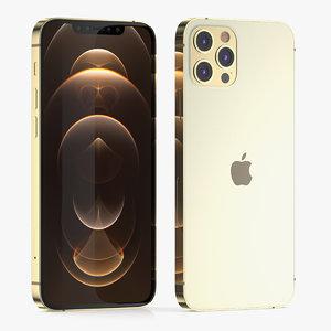 3D iphone phone 12 model