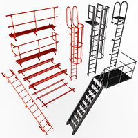 Fire Escape Stairs and Fire Safety Elements