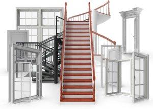 Architectural Elements 3D model