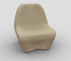couch chair 3D model