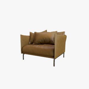 sofa v31 3D