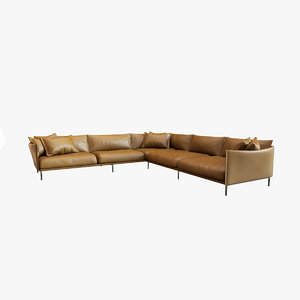 sofa v32 3D