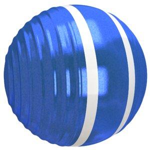 croquet ball blue 3D