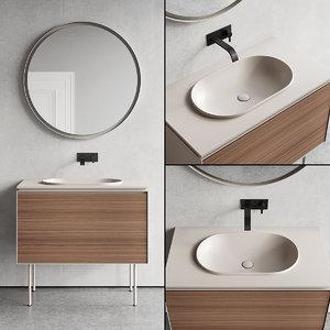 3D vanity lama unit designers