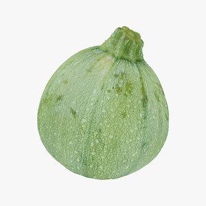 zucchini 05 raw scan model