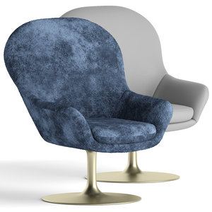 v-ray adore armchair 3D