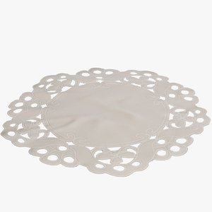max decorative doily