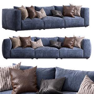 sofa marechiaro arflex model