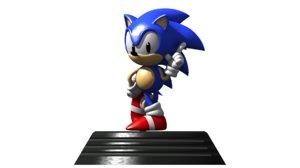 3D sonic classic