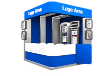 Booth Exhibition Stand a167