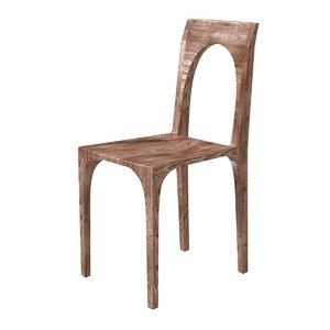 3D model chair gio paolo castelli