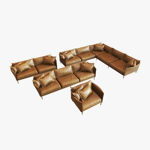 3D sofa v33
