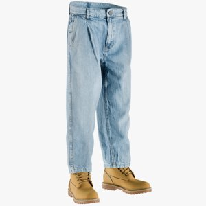 3D realistic boots jeans 10