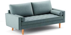 womble sofa 3D model
