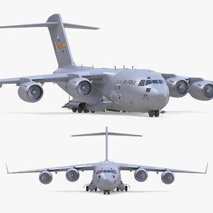 c 17 c-17 3D model