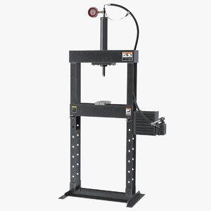 manual hydraulic bench press model