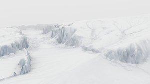 polar blender 3D model