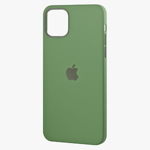 3D iphone 12 pro silicone