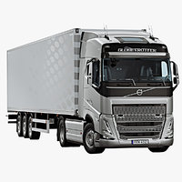 2021 Volvo FH Globetrotter