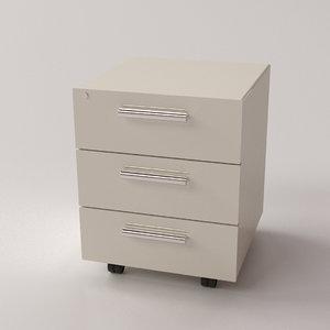 office drawer model