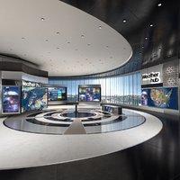 VR Studio Weather Hub