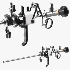 3D richard wolf resectoscope roller