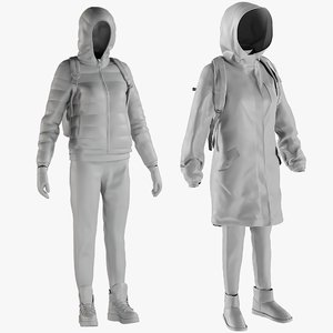 mesh clothing 23 - 3D model