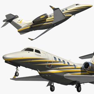 3D embraer phenom 300