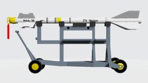 piranha maa-1b model
