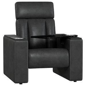 3D chair premium rocker sb
