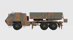 3D avibras astros ii mk-6