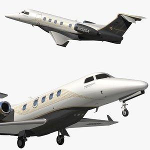 embraer phenom 300 ch model