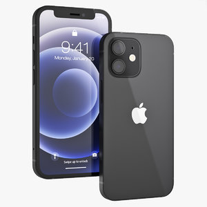 apple iphone 12 mini model