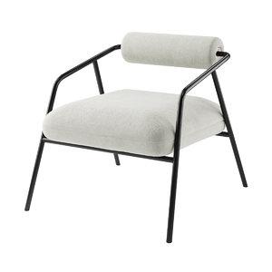 3D clean modern chair
